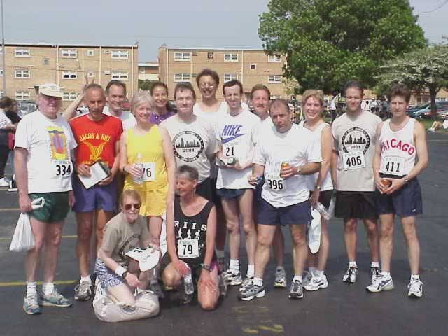 The Riis Park Striders, Too